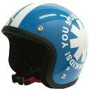 POPO WHEEL(ポポウィール)パールブルー キッズサイズ(54〜57cm未満)キッズヘルメット ダムトラックス(DAMMTRAX)