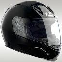 HJH057 CL-Y ソリッド ブラック L ジュニア用ヘルメット HJC(エイチジェイシー)