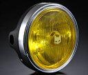 Z750FX-2 889ドライビングランプ フルキット イエローレンズ/ブラックボディ MARCHAL(マーシャル)