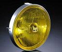 889ドライビングランプ 180Φ ライトユニットイエローレンズ(汎用タイプ) MARCHAL(マーシャル)