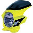 Nプロジェクト ブラスター2 STDスクリーンビキニカウル CB400SF HYPER VTEC/Spec3 パールフラッシュイエロー (ウイングライン)