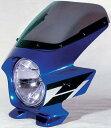 Nプロジェクト ブラスター2 エアロスクリーンビキニカウル CB1300SF 03〜 キャンディタヒチアンブルー (ウイングライン)