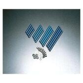 プロト製ラウンドオイルクーラー専用サイドパイプブルーアルマイト5段用 PLOT(プロト)