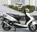 シグナスX 台湾Fi五期 80D-RAPTOR(ラプター) チタンフルエキゾーストマフラー RPM