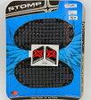 09-13年 DUCATI MONSTER ストリートバイクキット : ブラック STOMPGRIP(ストンプグリップ)