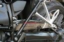 ブレーキホースカバー ドライカーボン 平織り艶消し SSK(エスエスケー) BMW R1200RT LC水冷