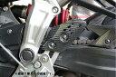 【送料無料】【特価7/29迄】MT-07/MT-07 ABS ヒールプレート 左右セット ドライカーボン 綾織り艶消し SSK(エスエスケー)