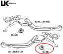 補修用アジャスターホイール ブルー クラッチ側 (ホイールタイプアルミビレットレバー用) U-KANAYA