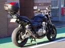 CB1300SF(SC54)03〜09年 マルチリアキャリア 32Lリアボックスセット WORLD WALK(ワールドウォーク)