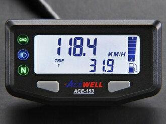ACEWELL 以及 ACE 153 多功能數顯表測速儀 ACEWELL 以及 ACE 153 多功能數顯表轉速表