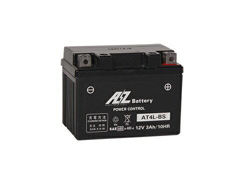 チョイノリ バッテリー AZバッテリー AT4L...の商品画像
