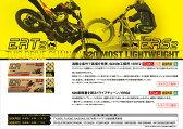 DID 520ERS2-110RB(クリップタイプ) EXCLUSIVE RACINGシリーズ ノンシールチェーン レース専用 ゴールド/ゴールド 4525516131667
