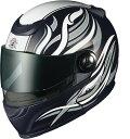 OGK KABUTO AFFID アフィード ワンピース ストローハットクルー ヘルメット フルフェイス サイズ:XLサイズ