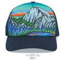 サンデーアフタヌーン SUNDAY AFTERNOONS S2A04527 アーティストシリーズトラッカーキャップ ハーフドーム ワンサイズ(58cm) ユニセックス 帽子 ハット