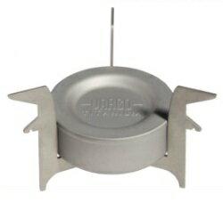 バーゴVARGOT-307チタニウムコンバーターストーブアウトドアストーブバーナーコンロ調理用品