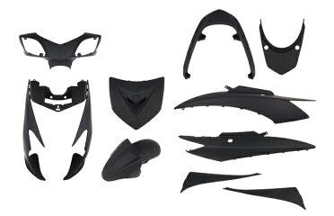 バイクパーツセンターシグナスXSE44J(2013〜)外装10点セットマットブラック