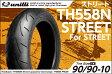 在庫処分 UNILLI ストリートタイヤ 90/90-10 TH558N アドレスV125