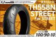 在庫処分 UNILLI ストリートタイヤ 100/90-10 TH558N アドレスV125G V125S