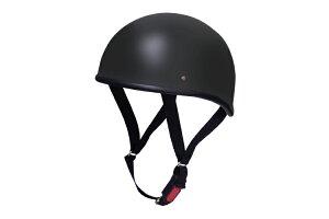 ダックテール ブラック ヘルメット キャップ チョッパー スクーター