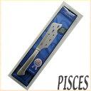 【送料無料】『PISCES(パイシーズ) オールステンレス チーズナイフ』【smtb-KD】