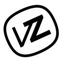 VONZIPPER ステッカー W114mm x H103mm サイズ:F カラー展開:4色 VONZIPPER ボンジッパー vonzipper