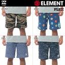 ELEMENT メンズ 【FLEX】 ELITTE ウォークパンツ/ショートパンツ サイズ:M/L/XL カラー展開:4色 ELEMENT エレメント element