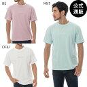 【OUTLET】2019 ビラボン メンズ EMB 刺繍Tシャツ 全3色 S/M/L BILLABONG