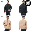 【OUTLET】【送料無料】2019 ビラボン メンズ QUILTED MILITARY ジャケット【2019年秋冬モデル】 全2色 M/L/XL BILLABONG