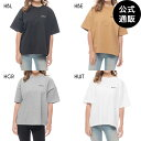2020 RVCA ルーカ レディース BACK 2020 RVCA ルーカ TEE Tシャツ 全4色 XS/S rvca