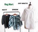 ショッピングラグマート SALE!30%OFF!!2020春夏 RAG MART ラグマート 2wayシャツ:レディースフリー:3102003
