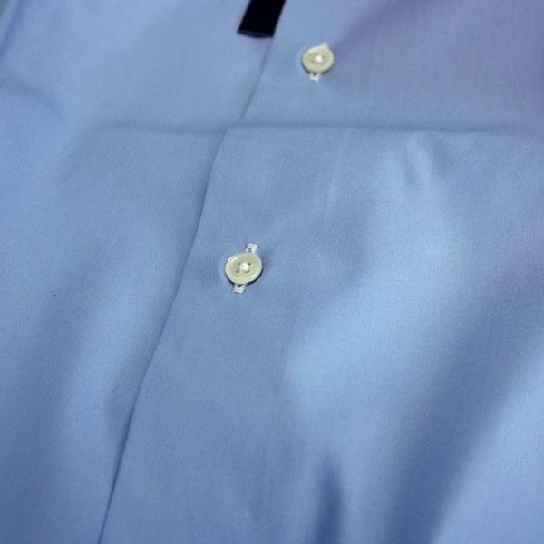 ワイドカラー ドレスシャツ メンズ イタリア製...の紹介画像2