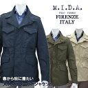イタリアブランド M.I.D.A≪ミダ≫ M-43 フィール...