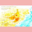 【EVER GREEN】★ポストカード・浜辺にて/オカメ/194A0224◆クロネコDM便可能