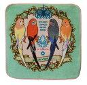 """青いことり工房 / ミニタオル / アキクサ / 233A0228"""" ネコポス 対応可能 """" ( BIRDMORE バードモア 鳥用品 鳥グッズ 鳥 とり トリ プレ.."""