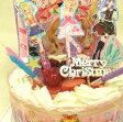 【クリスマス限定】旧作:アイカツ!スターナイトメロディーステージ5号/苺2段ケーキ/4種類のケーキからお選びください/北海道純生クリーム100%/ヒイラギ・クリスマスオーナメント・キャンドル付き/バンダイキャラデコ