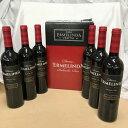 あす楽対象【送料無料】ドナ・エルメリンダ 赤 750ml×6本 赤ワイン マデイラの香り
