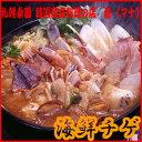 チルド海鮮チゲ鍋セット《札幌・桑園 韓国家庭料理の店『愛(マナ)』》【送料無料】