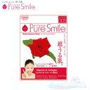 Pure Smile エッセンスマスク ローズ 化粧水タイプ...