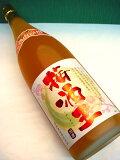 無濾過あらごし梅酒 【梅酒王】 1800ml 大分県、老松酒造(株)