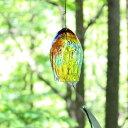 ガラスの風鈴 プリズム glasscalico グラスキャリコ ハンドメイドガラスアート ギフト プレゼント