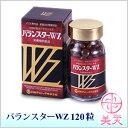 日本クリニック バランスターWZ 120錠(流通維持の為シリアルナンバーは除去しております。外箱のシュリンクなし)