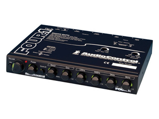 【Audio Control】オーディオコントロール5バンドイコライザーFOUR.1...:bits:10002304