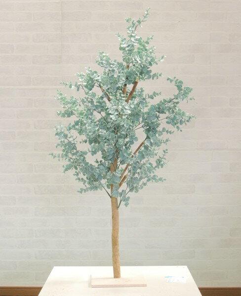 ミニユーカリツリー70cm(造花 観葉植物 インテリア 造木 人工) 人工観葉植物でお部屋にアクセントを