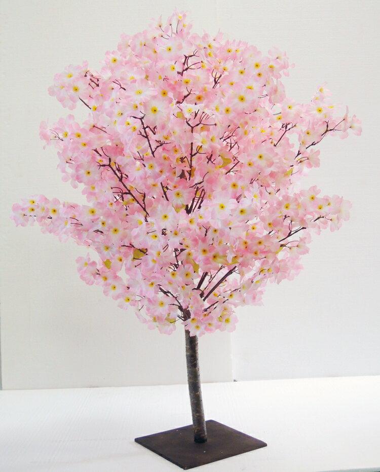 桜 150cm (造花 インテリア 観葉植物 人工 サクラ 店舗装飾 サクラの人工樹木