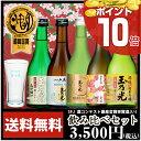 日本酒 最高金賞受賞酒入り豪華版飲み比べセット TNY-5 まだ間に合う父の日ネット限定お中元夏ボー