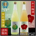 TUY-2B リキュール720ml×2本セット柚子酒梅酒送料無料お祝いギフト贈り物京都土産