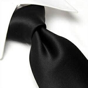 黒 ネクタイ 告別式 お葬式 ブラック フォーマル 通夜 法事 礼服 弔事 式服 無地 紳士用 男性 冠婚葬祭 ギフト 送料無料 入学式 卒業式