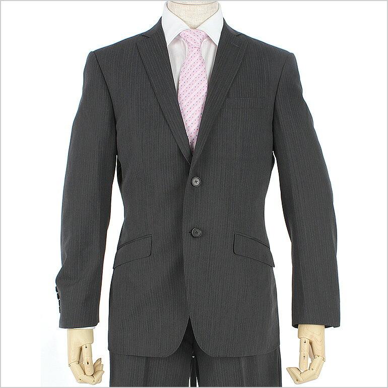 リクルートスーツ【訳あり価格】ノーブランドだから低価格でも高品質 男性 スーツ 2つボタン/メンズ[こだわり品質/ビジネススーツ/リクルートスーツ/スーツ・セットアップ/2ボタン/2釦/SUIT][夏] ギフト バレンタイン