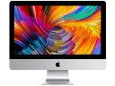 アップル APPLE iMac 21.5インチ Retina 4Kディスプレイモデル[2017年/Fusion 1TB/メモリ 8GB/3.4GHz4コア Core i5]MNE02J/A【新品】