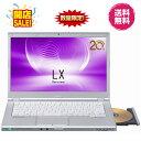 【新品同様・展示品・送料無料】Let's note LX5 CF-LX5WDAQR [14.0型/Core i5/HDD750GB/メモリ8GB/Windows...